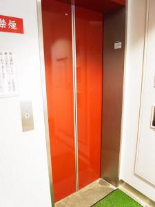 中銀第3目黒マンシオン エレベーター