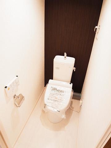 中銀第3目黒マンシオン トイレ