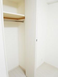 ディナ・スカーラ新宿  洋室1クローゼット
