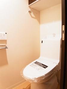 セザール都立大学  トイレ