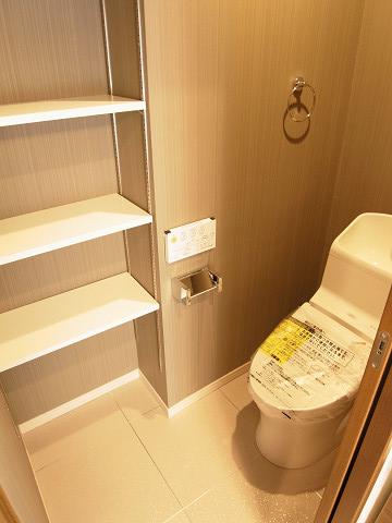 シェモワ新宿 トイレ