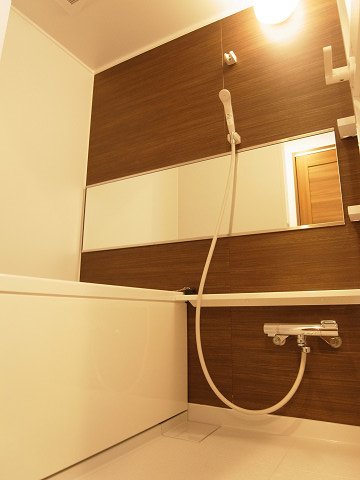 シェモワ新宿 バスルーム