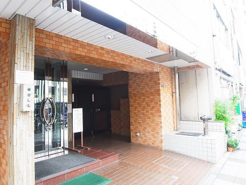 トーア三田ガーデン  エントランス