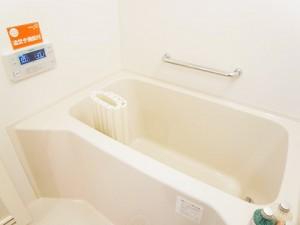 西新宿ビューハイツ  バスルーム