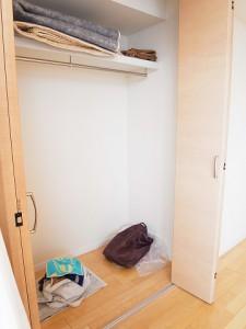 西新宿ビューハイツ 洋室2収納