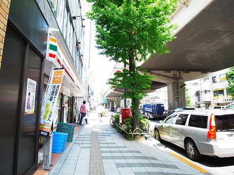 スカイコート駒沢 周辺