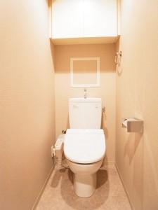 サンスタレ駒沢セカンドコート  トイレ