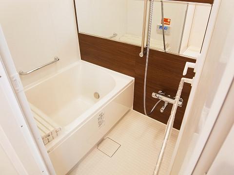 上用賀スカイマンション 浴室