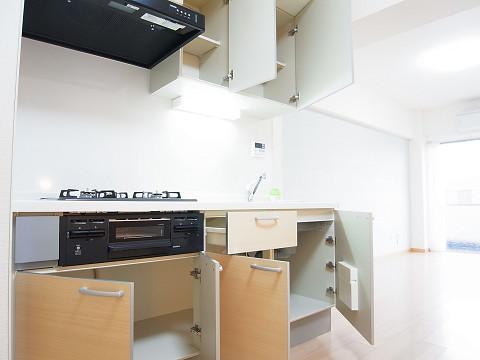 目白武蔵野マンション キッチン