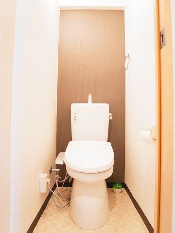 目白武蔵野マンション トイレ