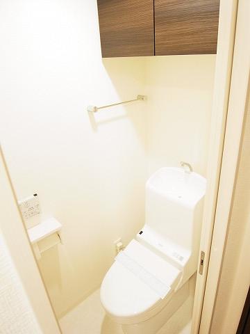 シャンブル市ヶ谷 トイレ