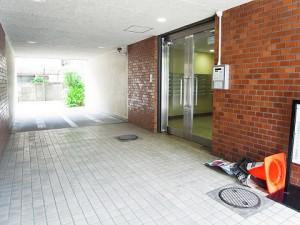 四谷坂町永谷マンション エントランス