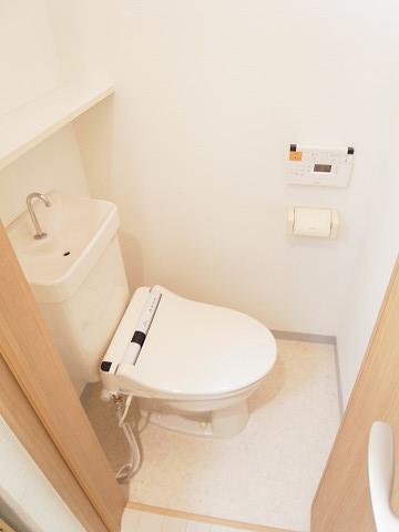 代々木コーポ トイレ