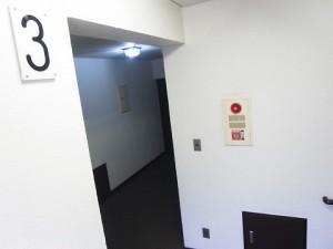 ルミネ等々力 内廊下