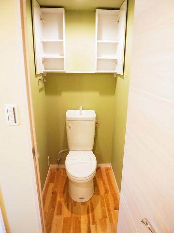 ルミネ等々力 トイレ