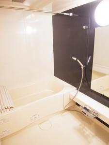 戸山マンション バスルーム