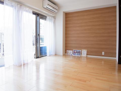戸山マンション 洋室6.5帖