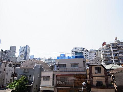 戸山マンション 眺望