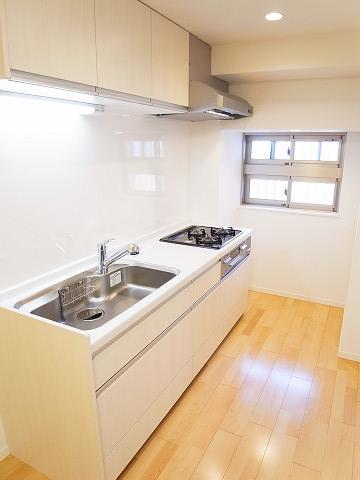 戸山マンション キッチン