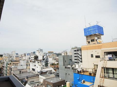 レガリアシティ神田末広町 眺望