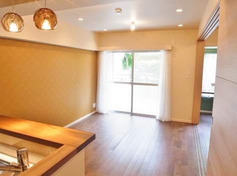 第2桜新町ヒミコマンション LDK