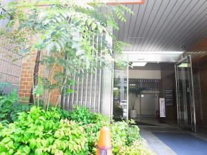 三田ハイツ  エントランス