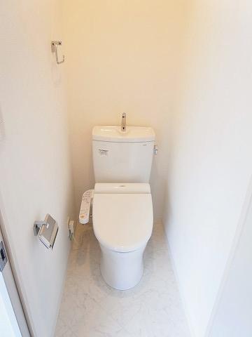 藤和エクシール道玄坂 トイレ