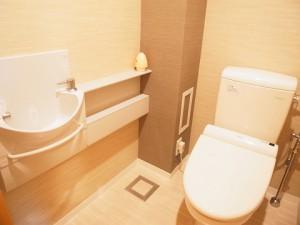 ライオンズスクエア用賀  トイレ