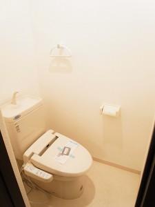 四谷軒第1経堂シティコーポ トイレ