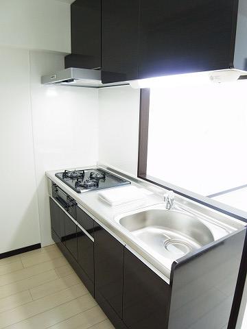 四谷軒第1経堂シティコーポ キッチン