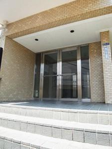 マートルコート新宿ガーデンハウス エントランス