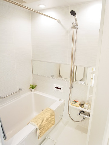 マートルコート新宿ガーデンハウス バスルーム