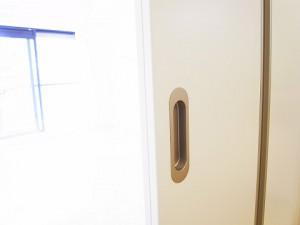 マートルコート新宿ガーデンハウス 洋室1入り口