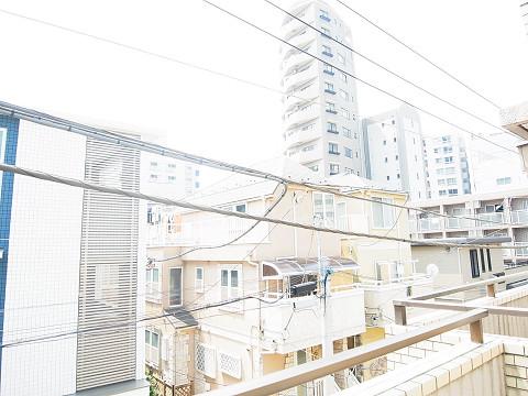 マートルコート新宿ガーデンハウス 眺望