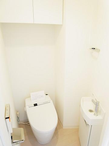 ビバリーホームズ目黒鷹番 トイレ