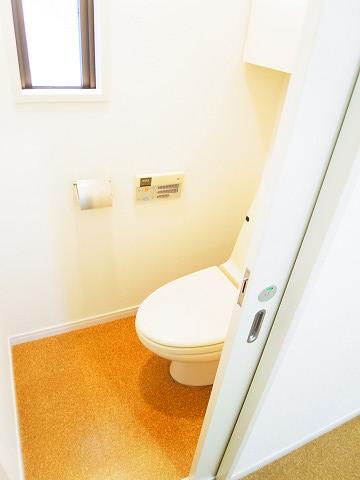 朝日サテライト目黒台 トイレ