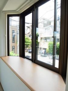 エタンセレ五反田 窓