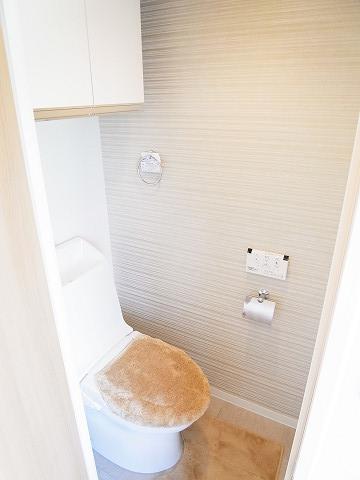 ニックハイム砧 トイレ