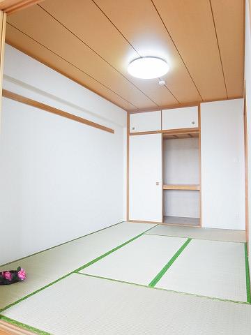 東京ベイアクアマークス 和室