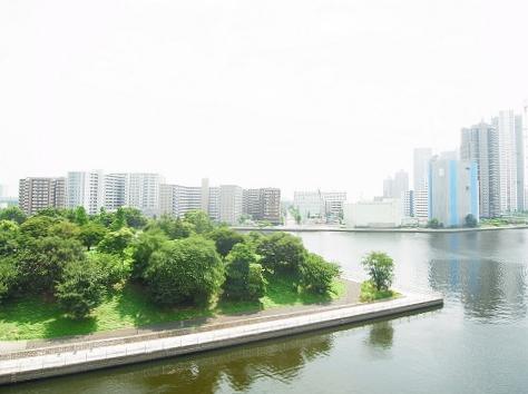 東京ベイアクアマークス 眺望