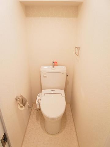 日興パレス白金 トイレ