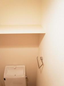 ライオンズプラザ芝公園 トイレ