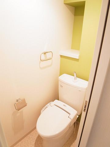 シャンボール代々木 トイレ