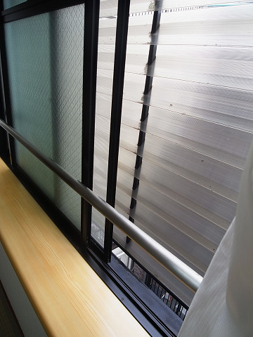 セザール碑文谷 和室 窓