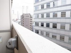 パレステュディオ渋谷本町  バルコニー