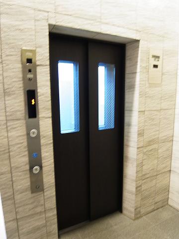 パークリュクス御茶ノ水 エレベーター