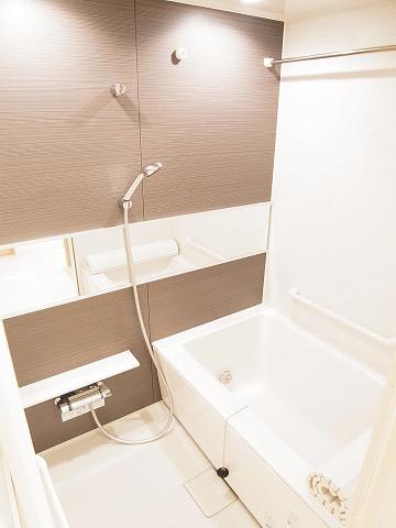 新宿御苑サニーコート バスルーム