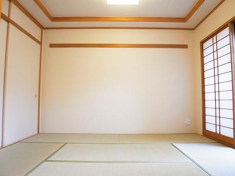 新宿御苑サニーコート 和室