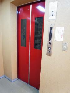 ダイアパレス池尻大橋 エレベーター