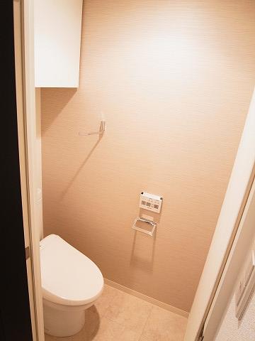 ジェイパレス代々木八幡 トイレ